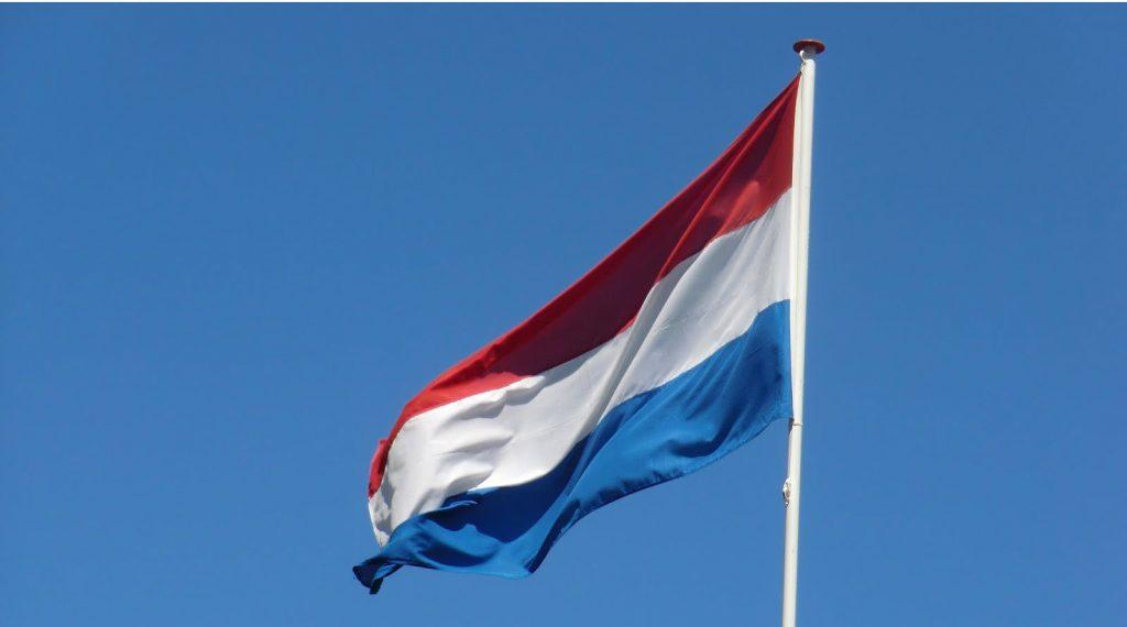 baja registro holandés